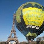 #COP21 @fhollande Renouvelez lénergie pour sauver le climat ! https://t.co/P6LF7ejROu