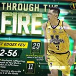 Kevin Ferrer exploded for 29 points to lead the UST Growling Tigers over the FEU Tamaraws,… https://t.co/mOXgFJ12r8 https://t.co/jyThQiuxkk