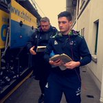 Game Day - departing from the Sportsground for Thomond Park #CRlive #PRO12Rugby https://t.co/psT5iP2Qdv