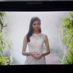 A raw shot from the Datu Puti commercial that premiered today. All fell silent when Maine walked down the aisle! https://t.co/WxKUXc3X1q