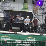 @Breeze_SA had an epic performance at the #GagasiFM & @HuntersCider #BeachFest2015 https://t.co/KC0AI3LRwo