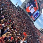 Student section is ready! #WarEagle https://t.co/oHI0jQ4oto