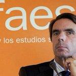 """Los """"liberales"""" de la FAES de Aznar viven a nuestra costa y cobran para mentir justificando su guerra #NoASusGuerras https://t.co/GQLoCm45Ol"""