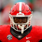 #UGA RB Sony Michel has now passed the 1,000 yard mark on the season. Congrats, Sony! #GoDawgs https://t.co/o7TAkqoXeK
