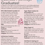 .@TM_Creations makes some of the best treats in #NYC. This holiday, order treats from Food Business Pathways Grads! https://t.co/uSgDtFv8H4