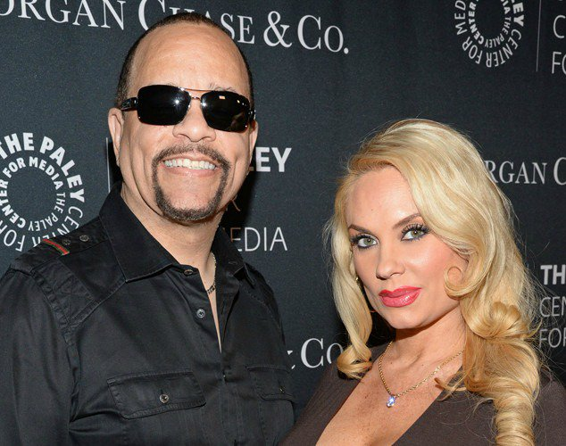 Congrats to new parents Ice-T and Coco! Baby Chanel is adorable: