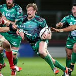 Famous win for Connacht as they beat Munster 18-12 in the Pro12 at Thomond Park. https://t.co/9l1RYgG5lm