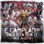 O capitão são-paulino Igor ergueu a taça de campeão! #IssoÉSãoPaulo #MadeInCotia https://t.co/W1RhVJJiTg
