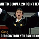 Still one of my all-time favorites. #GoDawgs #BeatTech https://t.co/3qNbsOsYA8