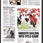 The #HTownTakeover takes over the @HoustonChron Sports Cover. H/T to @Joseph_Duarte & @JeromeSolomon #GoCoogs https://t.co/apy55IeZSM