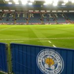 The King Power Stadium, where todays top-of-the-table clash takes place. #mufc https://t.co/adoBxnHi8J