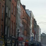 Weve 4 units & a turntable ladder at a fire in a premises on Capel St. Traffic disruption likely #dublin #fire https://t.co/t2Lf3pQus1