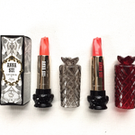 Todays new Twitter giveaway is this Anna Sui lipstick duo! To enter, follow @davelackie & @NinaWmakeup & RT https://t.co/bLXhuKn17W