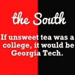 Unsweet tea shouldnt even be a thing…kind of like Tech https://t.co/VDyizqGVu8