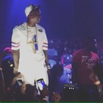 Boosie rocking a #Gators jersey at his concert in Gainesville last night. Steve Spurrier approves. https://t.co/L2DWqS1ZuI