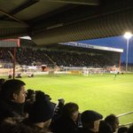 2,344 at the Chigwell Construction Stadium, 991 Janners #pafc #DagvArg https://t.co/apV0sa8DyB