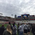 Its Saturday in Atlanta! #GoDawgs #WreckTech https://t.co/4WQxXcpUVK