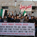 a Message from the Syrian people to the World (2) #Syria #Thanksgiving #ISIS #ISIL #Raqqa https://t.co/VlFTHFPaes