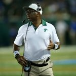 Tulane has fired head coach Curtis Johnson. (via @McMurphyESPN) https://t.co/WncVPpr6J5