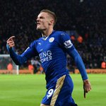 FT Leicester 1-1 Man Utd This night will be remembered as Jamie Vardys night https://t.co/5VQ6N54xRZ #LCFC #MUFC https://t.co/gLQEJATbUc