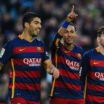 For Barca In 2015: Messi 44 goals Neymar 41 goals Suarez 40 goals 125 GOALS https://t.co/USHurUKI8d