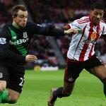 FULL TIME: Sunderland 2 Stoke City 0 https://t.co/VnrCTHKKIb