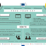 Questionnaire: What is your experience using your #EU rights? https://t.co/sG5yUFgjO0 #EUHaveYourSay #EU4Citizens https://t.co/qgdX9KEY6p
