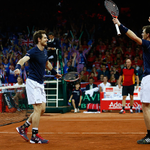 On the brink. Murray brothers shine in the #DavisCupFinal Get the full story: https://t.co/m2fGIWP022 #bbctennis https://t.co/MuNwdBKVFb