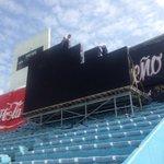 Grupo tecamachalco cumpliéndole a su afición , hoy estrenamos mega pantalla https://t.co/r1o1AYBvKQ