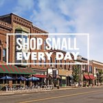 Just because its #SmallBizSaturday doesnt mean you cant #ShopSmall every day! #ShopSmallEveryday https://t.co/daU1ix8o74