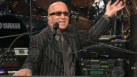Paul Shaffer turns 68 today. Hear his Chicago blues revue with Buddy Guy and Koko Taylor. https://t.co/hfPtV7RfSl https://t.co/Z9IIVkXz76