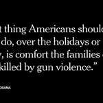 """Obama on the Planned Parenthood shooting: """"Enough is enough"""" https://t.co/gZoufgsIiF https://t.co/Mp2Oa0LGrL"""