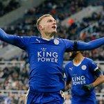 [#PL] RECORD !!! Vardy a marqué lors de chacun de ses 11 derniers matchs avec Leicester !!! https://t.co/nMzYroKaQC
