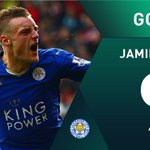 Jamie Vardy breaks Ruud van Nistelrooys Premier League scoring record, netting for the 11th consecutive game! https://t.co/CzafUSBmhf