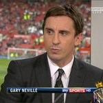 "Gary Neville on Jamie Vardys record goal: ""Manchester United used to counter-attack like that."" https://t.co/YWq89taXvC"