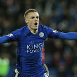 VARDY Congrats to @vardy7 breaking @premierleague record for @LCFC. 4 years ago, he scored for us v @GatesheadFC https://t.co/0jqgjXkqPX
