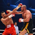 Ağır Siklet Boks Dünya Şampiyonu, Wladimir Klitschkoyu mağlup eden Tyson Fury oldu. https://t.co/pBYNStiR6V