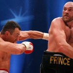Tyson Fury beats Wladimir Klitschko to become the new heavyweight champion! https://t.co/8dfplxRNIK