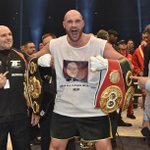 Fists of Fury! Find out how Tyson Fury ended Wladimir Klitschkos epic reign as champion https://t.co/ezRqbilhyM https://t.co/t2WuoYmtUR