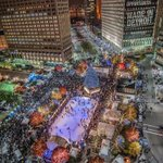Downtown #Detroit looks amazing already at Campus Martius with the tree and the ice... https://t.co/yU4KyjEEPy https://t.co/jJKu2kbMdK http: