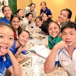 Good morning, indeed. Breakfast in Allys. 💙 See you guys here. https://t.co/cDtibMOdBN
