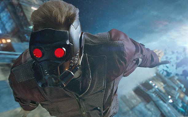 'Guardians of the Galaxy' director James Gunn reveals early design for Star-Lord's mask:
