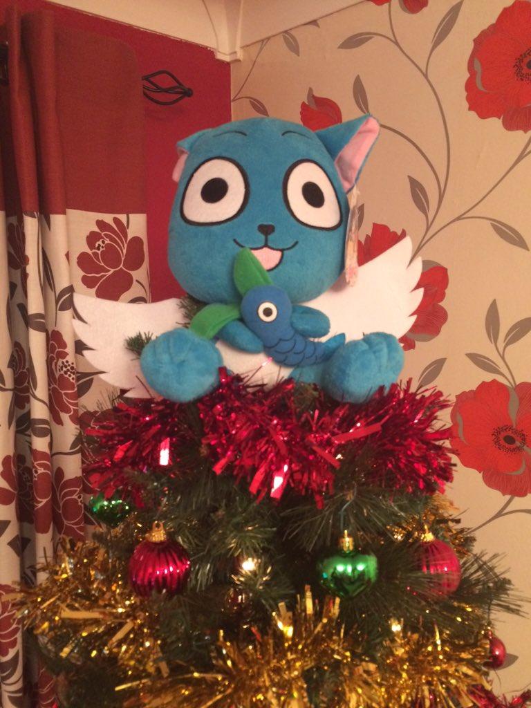 """Happy"" Christmas Everyone! @MangaUK @AnimatsuEnt @FMBurst @ajhewson @ReallyShitTweet #FairyTail https://t.co/rZ9OnUwhbO"