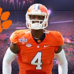 Fear not Clemson, Deshaun Watson is here. The QB now has 3 Rush TDs and a Pass TD. https://t.co/LYz2jyREYs