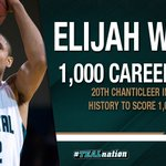 .@CCUMENHOOPS: Elijah WILSON knocks down a 3-pointer to surpass 1,000 career points. Coastal leads Campbell 50-41 https://t.co/vh9PveSJ4l