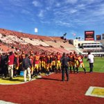 One last time at the Coliseum. Do it for your brothers. #FightOn #BeatTheBruins https://t.co/smTTKGlQ15