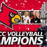 BREAKING: Louisville has won its first womens ACC Championship as @UofLVolleyball claims the crown outright! #L1C4 https://t.co/gcpxNN6tXI