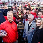 #Dawgs The Governors Cup is headed back to Athens, 13 out of 15 years. #GoDawgs #WeRunThisState https://t.co/bREj0fc2I5