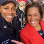 #nypd Heres to Richardson twice! #pope and #thanksgiving : ) @abc7ny https://t.co/2wUuufACjg
