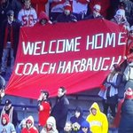 Ohio State fans at Michigan Stadium fabulously troll Jim Harbaugh with win in sight https://t.co/8ccByk0N53